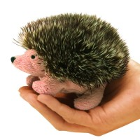 Folkmanis Fingerpuppe mini Igel  2668