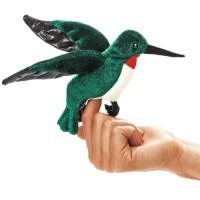 Folkmanis Fingerpuppe mini Kolibri 2691