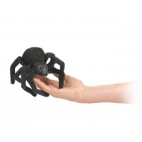 Folkmanis Fingerpuppe Mini Spinne 2754