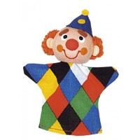 Clown Fingerpuppe Trullala 31012