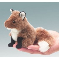 Folkmanis Fingerpuppe mini Fuchs 2644