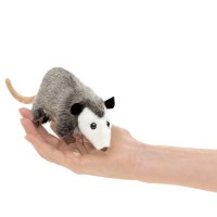 Folkmanis Fingerpuppe Mini Opossum 2765