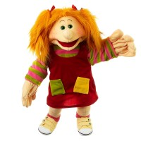Living Puppets Handpuppe Lilabell 65 cm W626