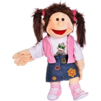 Living Puppets Handpuppe Monique 65 cm W810