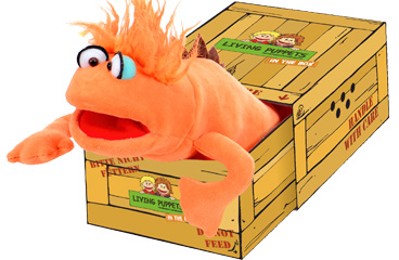 Living Puppets in the Box