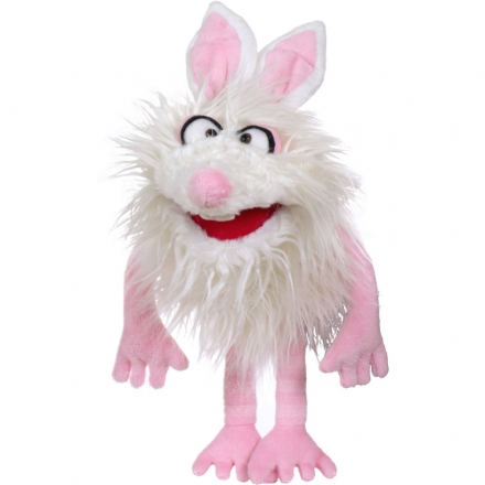 Living Puppets Handpuppe Flöckchen W803 Monster to go